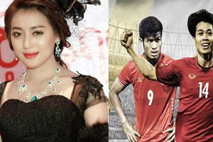 Nhan sắc tuyệt xinh của bạn gái 'Ronaldo Myanmar' sắp đấu Công Phượng