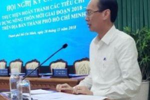 TP.HCM: Năm 2020, hoàn thành các tiêu chí xây dựng NTM giai đoạn II
