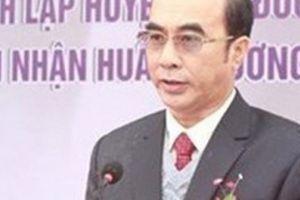 Chủ tịch huyện nợ đầm đìa làm chuyên viên Công viên địa chất Đắk Nông