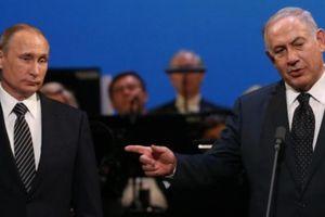 Israel tuyên bố Putin không đủ sức loại bỏ Iran khỏi Syria