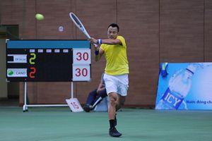 Khởi tranh môn quần vợt tại Đại hội Thể thao toàn quốc
