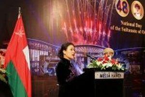 Việt Nam và Oman đẩy mạnh quan hệ song phương