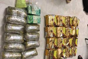 Triệt phá đường dây mua bán ma túy 'khủng' ở TP HCM