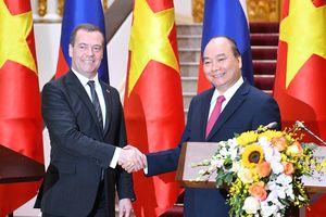 Thúc đẩy hợp tác Việt - Nga đi vào chiều sâu và bền vững