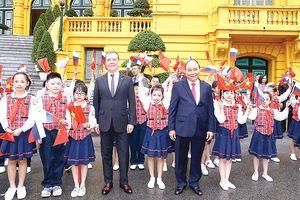 Việt Nam và Liên bang Nga đẩy mạnh hợp tác trên nhiều lĩnh vực