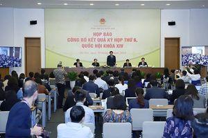 Tổng thư ký Quốc hội: Số liệu của ĐB Lưu Bình Nhưỡng nêu ra chưa chính xác