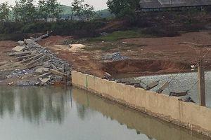 Quảng Bình: Xử lý nửa vời việc xây dựng trái phép tại hồ An Mã