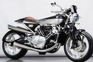 Siêu môtô 'hàng thửa' Brough Superior SS100 giá 2,64 tỷ