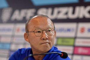 HLV Park Hang-seo nói gì trước trận đấu với Myanmar tại AFF Cup 2018?