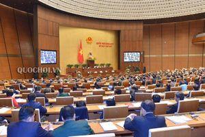 Quốc hội thông qua Luật CAND: Bộ Công an có không quá 199 tướng