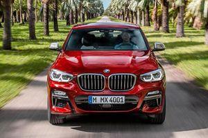 'Soi' BMW X4 mới sắp về tới Việt Nam đấu Mercedes-Benz GLC