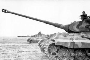 Những hình ảnh hiếm thấy về 'Vua Hổ' của phát xít Đức