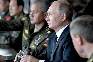 Ông Putin: Nga sẽ không bị kéo vào một cuộc chạy đua vũ trang mới