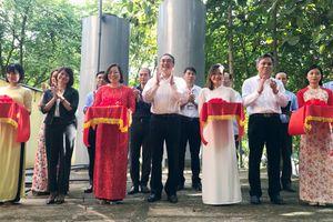 Đưa nước sạch tới trường THPT nội trú Mùn Chung