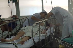 Vụ sập dàn giáo trong buổi lễ 20/11: 2 học sinh phải phẫu thuật vì chấn thương sọ não