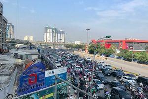 Phân vùng hoạt động, màu sơn cho Taxi Hà Nội