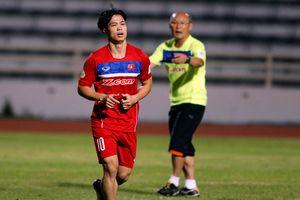 Công Phượng và Aung Thu lọt Top 5 cầu thủ ấn tượng nhất AFF Cup 2018