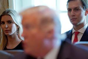Ivanka Trump bị phát hiện dùng email cá nhân làm chuyện công