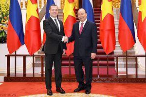 Phấn đấu nâng kim ngạch thương mại hai chiều Việt - Nga lên 10 tỷ USD