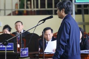 Cựu Cục trưởng Nguyễn Thanh Hóa 'giãi bày' thần kinh không ổn định, khai không đúng