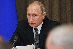 Tổng thống Putin: Nga sẵn sàng đối thoại với Mỹ về Hiệp ước INF
