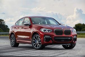 BMW X4 thế hệ thứ 2 sắp trình làng tại Việt Nam