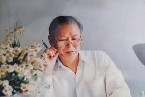 Nhớ thầy - nhà văn, nhà giáo Nguyễn Anh Đào