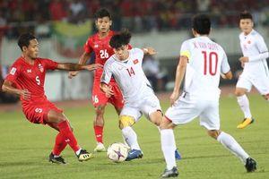 Lịch thi đấu AFF Cup hôm nay 20/11: Myanmar vs Việt Nam