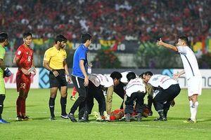HLV Park Hang Seo chê trọng tài khi tuyển Việt Nam mất bàn thắng