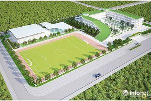 Đà Nẵng: 78 tỉ đồng xây dựng trường THPT Hòa Xuân