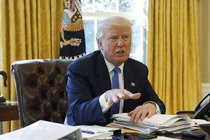 Ông Trump, Thủ tướng Pakistan 'đấu khẩu' trên Twitter vì Bin Laden