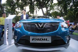 Soi chi tiết mẫu xe giá rẻ Fadil của Vinfast vừa ra mắt