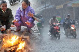 Tin thời tiết ngày 20/11: Bắc Bộ trời rét trong khi đó Nam Bộ nắng nóng kèm mưa dông