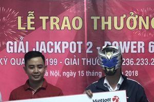 Xổ số Vietlott: Vé trúng giải 52 tỷ phát hành ở TP.HCM, người Hà Nội nhận 5,2 tỷ