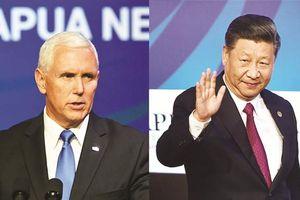 Đằng sau việc APEC 2018 không ra được tuyên bố chung