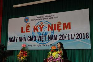 Trường Hải quan Việt Nam: Cần đào tạo đội ngũ công chức tinh thông về nghiệp vụ