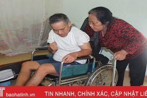 Chồng tai biến nặng, vợ có nguy cơ bại liệt nếu không được chữa trị