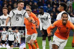 Lội dòng trên đất Đức, Hà Lan làm Pháp vỡ mộng