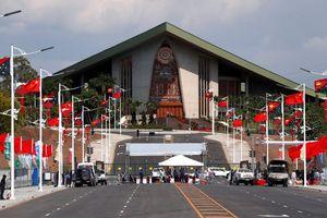 Cảnh sát Papua New Guinea tấn công Quốc hội đòi tiền công bảo vệ APEC 2018