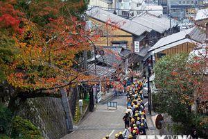 Phố cổ Kyoto - điểm đến hấp dẫn của du khách