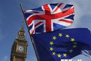 Dự thảo thỏa thuận về Brexit vượt qua cửa ải đầu tiên tại EU