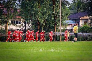 AFF Suzuki Cup 2018: Myanmar đối đầu Việt Nam - Lửa thử Vàng