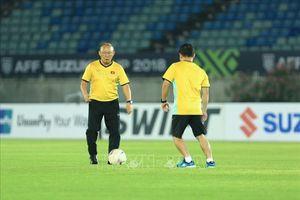 AFF Suzuki Cup 2018: HLV Park 'làm phép' để đội tuyển Việt Nam tái hiện lịch sử?