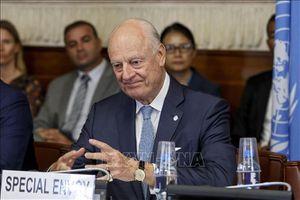 LHQ hối thúc việc thành lập ủy ban Hiến pháp Syria