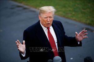 Pakistan triệu Đại sứ Mỹ đến để phản đối phát biểu của Tổng thống D.Trump