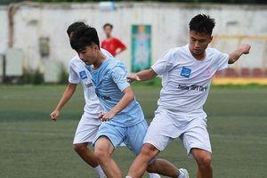 Xác định 8 đội vào tứ kết giải bóng đá học sinh tranh Cup Number 1 Active