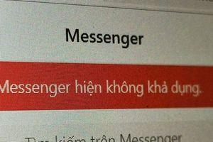 Facebook bỗng dưng chập chờn, 'sập' trên diện rộng