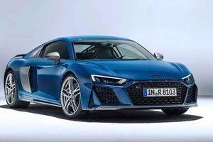 Siêu xe Audi R8 sẽ không được trang bị động cơ V6