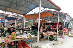 Thành phố Bắc Giang buông lỏng quản lý chợ