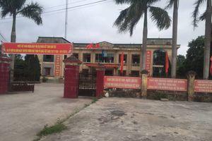 2 'quan xã' ở Thái Bình bị khởi tố vì vi phạm tài chính